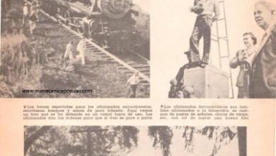 Photo of Aficionados ferrocarrileros – 1947